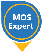 Certification Microsoft MOS Expert