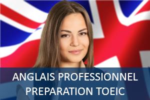 Anglais professionnel préparation TOEIC