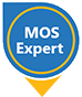 Certification MOS Expert